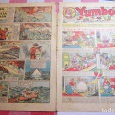 Giornalini: HISPANO AMERICANA-- YUMBO AÑOS 30 Nº 70-72-73-74-75-78-. Lote 106201843
