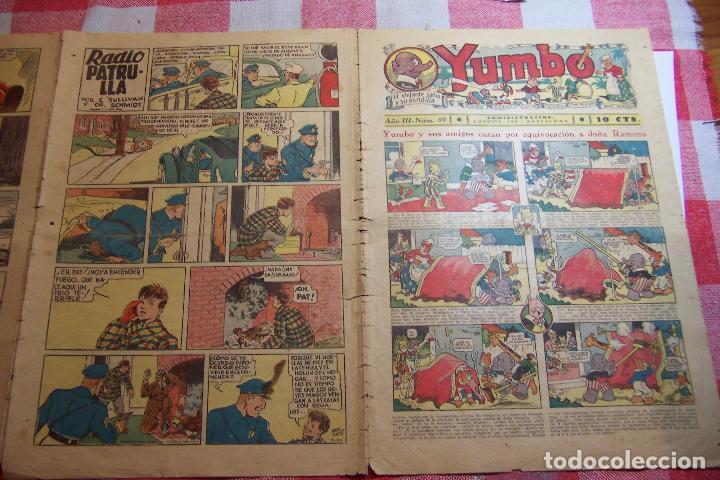 HISPANO AMERICANA-- YUMBO AÑOS 30 Nº 89 (Tebeos y Comics - Hispano Americana - Yumbo)