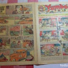 Giornalini: HISPANO AMERICANA-- YUMBO AÑOS 30 Nº 90-91-92-93-98-99-. Lote 106224575