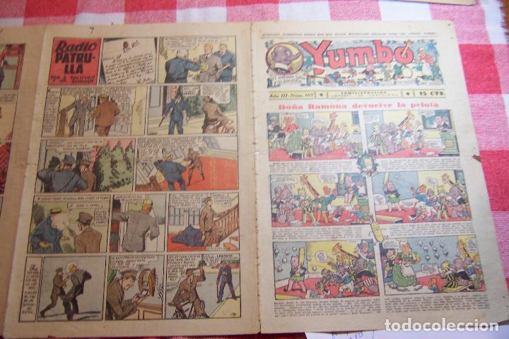 HISPANO AMERICANA-- YUMBO AÑOS 30 Nº 103 (Tebeos y Comics - Hispano Americana - Yumbo)