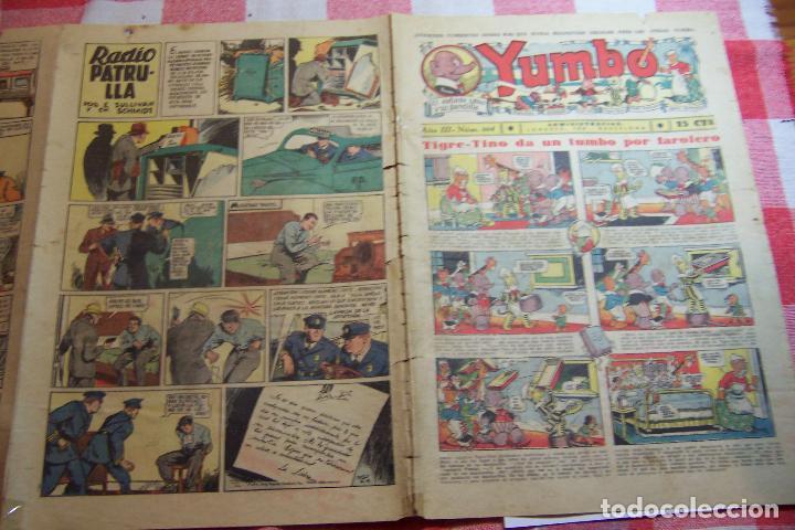 HISPANO AMERICANA-- YUMBO AÑOS 30 Nº 104 (Tebeos y Comics - Hispano Americana - Yumbo)