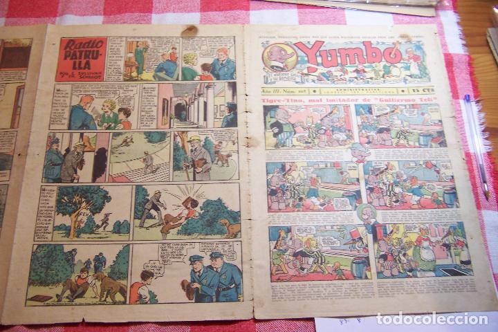 HISPANO AMERICANA-- YUMBO AÑOS 30 Nº 105 (Tebeos y Comics - Hispano Americana - Yumbo)
