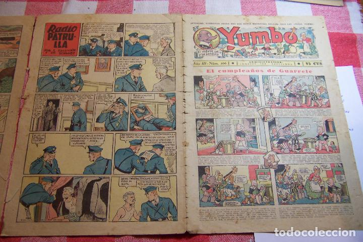 HISPANO AMERICANA-- YUMBO AÑOS 30 Nº 106 (Tebeos y Comics - Hispano Americana - Yumbo)