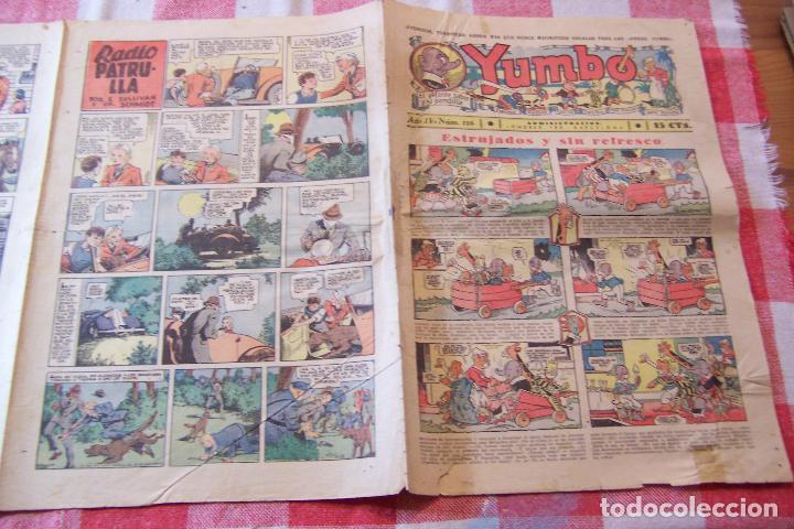 HISPANO AMERICANA-- YUMBO AÑOS 30 Nº 116 (Tebeos y Comics - Hispano Americana - Yumbo)