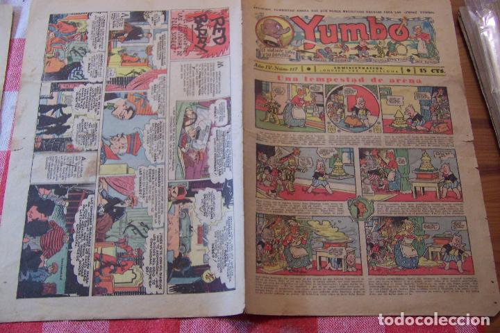 HISPANO AMERICANA-- YUMBO AÑOS 30 Nº 117 (Tebeos y Comics - Hispano Americana - Yumbo)