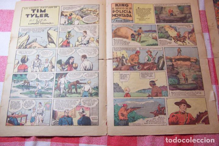 Tebeos: hispano americana-- yumbo años 30 nº 117 - Foto 2 - 106251431