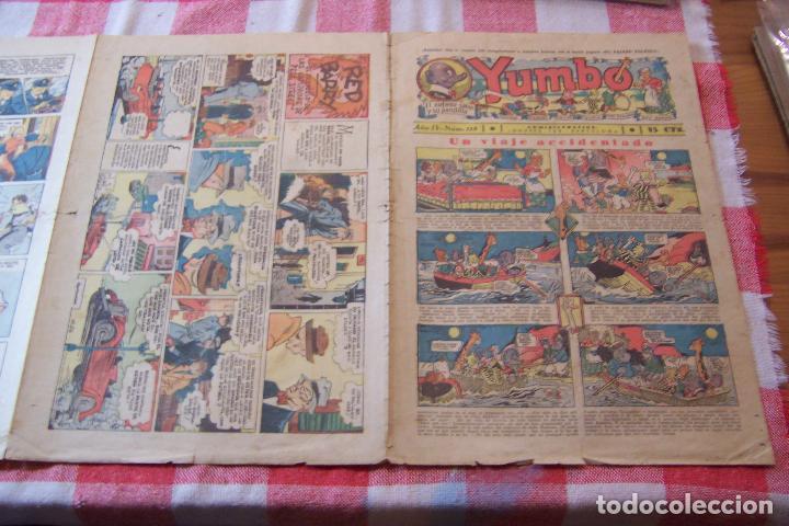 HISPANO AMERICANA-- YUMBO AÑOS 30 Nº 118 (Tebeos y Comics - Hispano Americana - Yumbo)