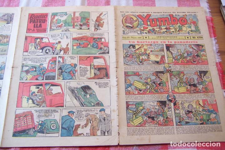 HISPANO AMERICANA-- YUMBO AÑOS 30 Nº 120- (Tebeos y Comics - Hispano Americana - Yumbo)