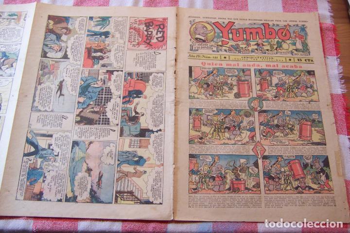 HISPANO AMERICANA-- YUMBO AÑOS 30 Nº 121 (Tebeos y Comics - Hispano Americana - Yumbo)