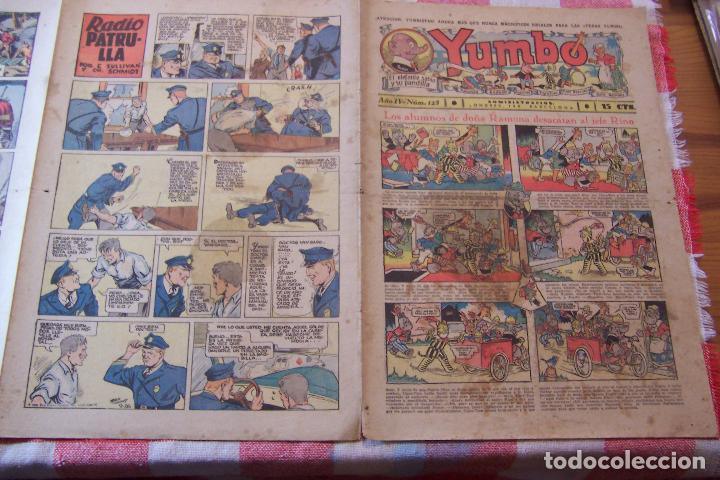 HISPANO AMERICANA-- YUMBO AÑOS 30 Nº 123 (Tebeos y Comics - Hispano Americana - Yumbo)