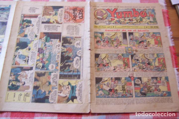 HISPANO AMERICANA-- YUMBO AÑOS 30 Nº 125 (Tebeos y Comics - Hispano Americana - Yumbo)