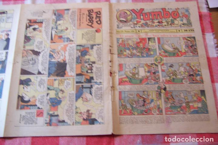 HISPANO AMERICANA-- YUMBO AÑOS 30 Nº 130-131-132-133-134-135-136-137-138-139 (Tebeos y Comics - Hispano Americana - Yumbo)