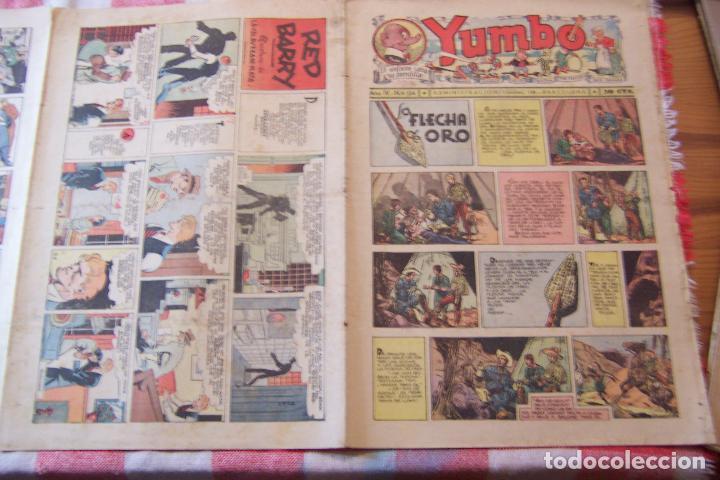 HISPANO AMERICANA-- YUMBO AÑOS 30 Nº 134 (Tebeos y Comics - Hispano Americana - Yumbo)