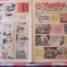 Tebeos: HISPANO AMERICANA-- YUMBO AÑOS 30 Nº 134. Lote 106302767