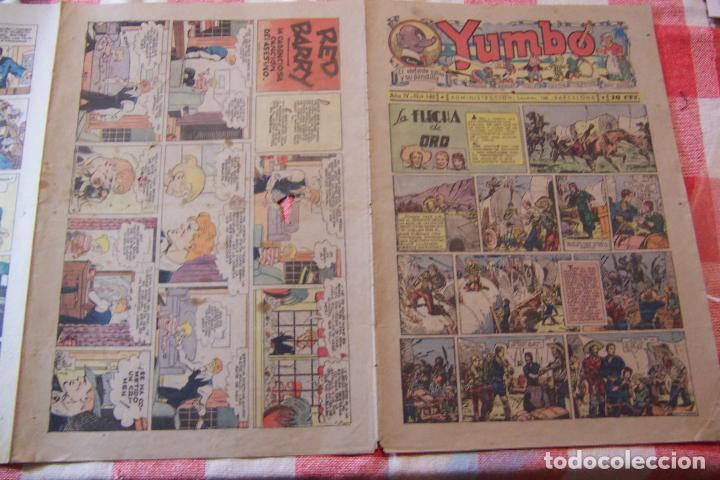 HISPANO AMERICANA-- YUMBO AÑOS 30 Nº 141 (Tebeos y Comics - Hispano Americana - Yumbo)