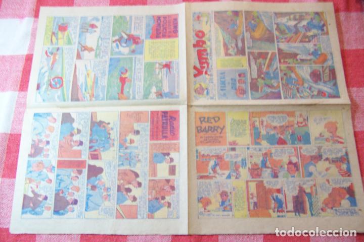 HISPANO AMERICANA-- YUMBO AÑOS 30 Nº 145 AL 158-163-172-181-182-188 (Tebeos y Comics - Hispano Americana - Yumbo)