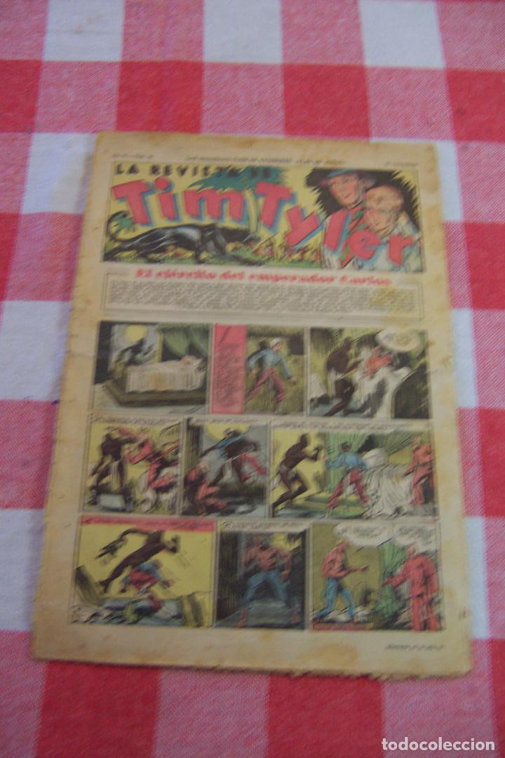 HISPANO AMERICANA,,TIM TYLER AÑOS 30 Nº 60 (Tebeos y Comics - Hispano Americana - Tim Tyler)