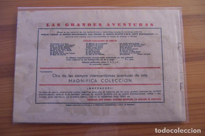 Tebeos: hispano americana, lote de merlín el mago, ver - Foto 32 - 81703172