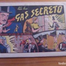 Tebeos: HISPANO AMERICANA, MERLIN Nº 37 EL GAS SECRETO. Lote 107009615