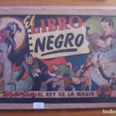 Tebeos: HISPANO AMERICANA, MERLIN Nº 38 EL LIBRO NEGRO. Lote 107009811