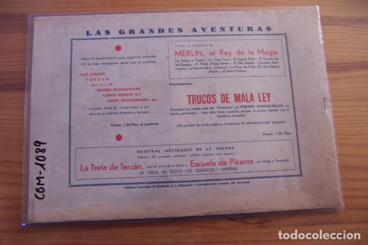 Tebeos: hispano americana, lote de merlín el mago, ver - Foto 38 - 81703172