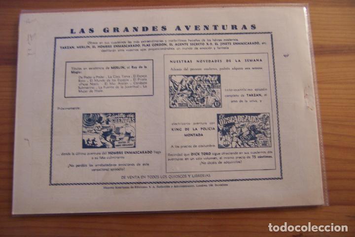 Tebeos: hispano americana, lote de merlín el mago, ver - Foto 39 - 81703172