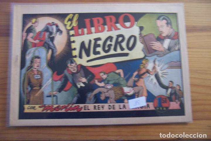 Tebeos: hispano americana, lote de merlín el mago, ver - Foto 41 - 81703172