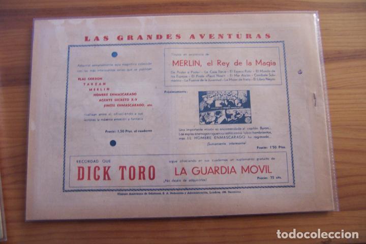 Tebeos: hispano americana, lote de merlín el mago, ver - Foto 42 - 81703172