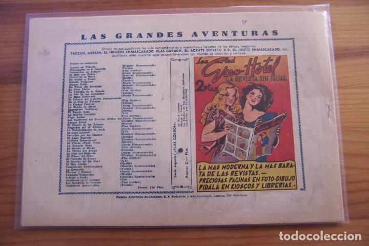 Tebeos: hispano americana, lote de merlín el mago, ver - Foto 44 - 81703172