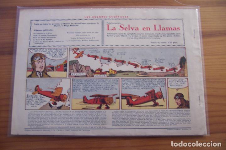 Tebeos: hispano americana, lote de merlín el mago, ver - Foto 50 - 81703172