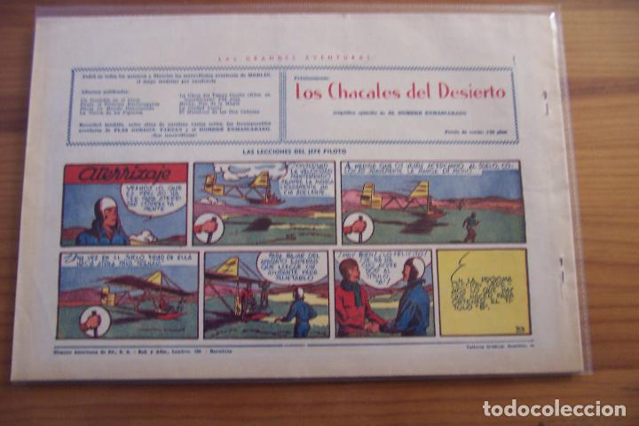Tebeos: hispano americana, lote de merlín el mago, ver - Foto 52 - 81703172