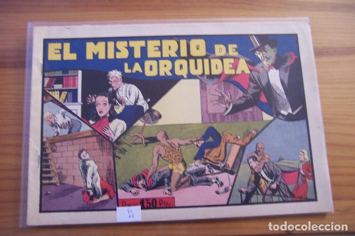 Tebeos: hispano americana, lote de merlín el mago, ver - Foto 53 - 81703172