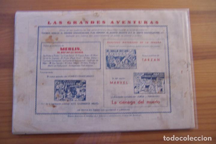 Tebeos: hispano americana, lote de merlín el mago, ver - Foto 60 - 81703172