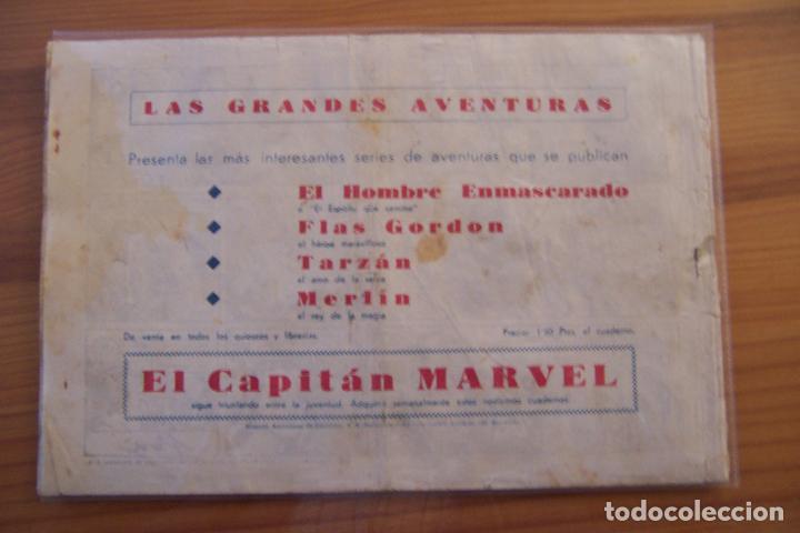Tebeos: hispano americana, lote de merlín el mago, ver - Foto 62 - 81703172