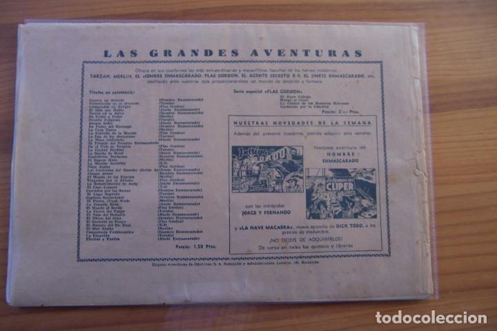 Tebeos: hispano americana, lote de merlín el mago, ver - Foto 66 - 81703172