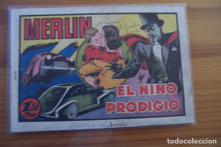 Tebeos: hispano americana, lote de merlín el mago, ver - Foto 67 - 81703172