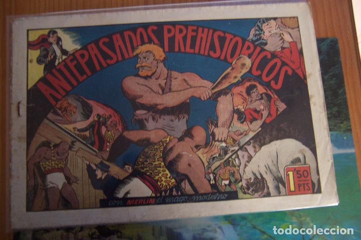 Tebeos: hispano americana, lote de merlín el mago, ver - Foto 69 - 81703172