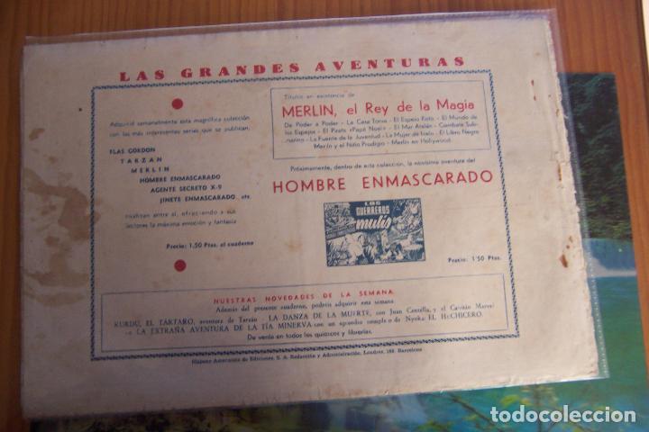 Tebeos: hispano americana, lote de merlín el mago, ver - Foto 70 - 81703172
