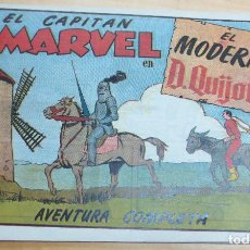Tebeos: EL CAPITÁN MARVEL EL MODERNO D. QUIJOTE Nº 54 ORIGINAL. Lote 107517651