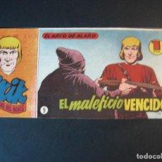 Tebeos: ERIK. EL HOMBRE DEL NORTE Nº9 (1952, HISPANO AMERICANA). Lote 107603915