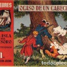 Tebeos: AVENTURAS CELEBRES, AÑO 1.958. Nº 6 - 29 - 52 - 90. ORIGINALES EDITORIAL HISPANO AMERICANA.. Lote 107639263