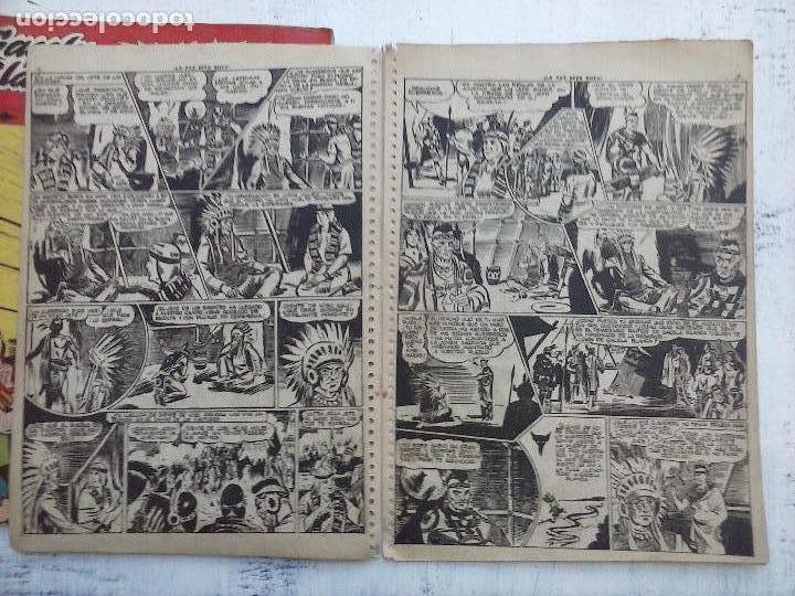 Tebeos: GACELA BLANCA ORIGINAL 1949 - LOTE NºS - 2,3,5,6,7,8,9,10,11,12,13,14,15,16,17,18,19,20,21 - Foto 26 - 107829823
