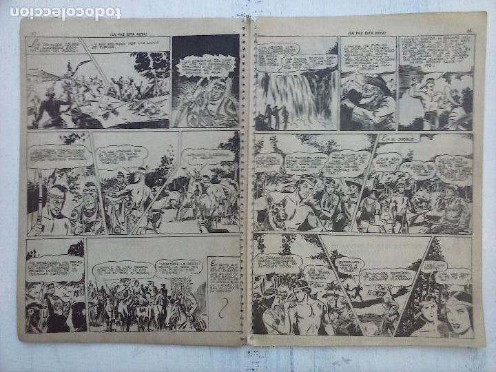 Tebeos: GACELA BLANCA ORIGINAL 1949 - LOTE NºS - 2,3,5,6,7,8,9,10,11,12,13,14,15,16,17,18,19,20,21 - Foto 50 - 107829823