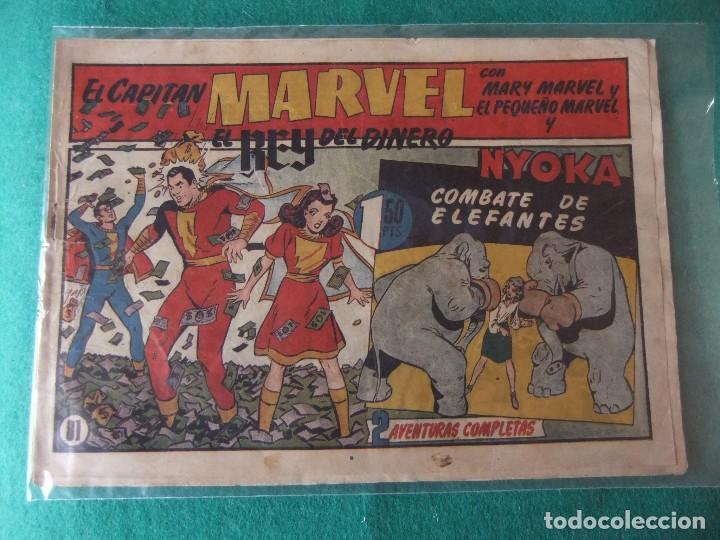 EL CAPITAN MARVEL Nº 81 EDITORIL HISPANO AMERICANA (Tebeos y Comics - Hispano Americana - Capitán Marvel)