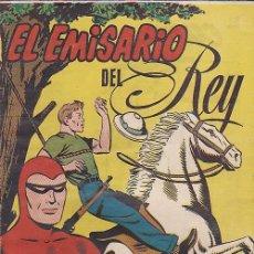 Tebeos: COMIC COLECCION HOMBRE ENMASCARDO Nº 12. Lote 107963635