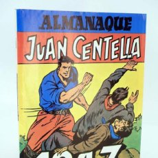 Tebeos: ALMANAQUE JUAN CENTELLLA / JORGE Y FERNANDO 1947 REEDICIÓN FACSIMIL (VVAA) COMIC MAM, 1988. OFRT. Lote 107984463