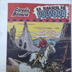 Tebeos: GACELA BLANCA ORIGINAL Nº 37 - 1949 HIPANO AMERICANA. Lote 108127595