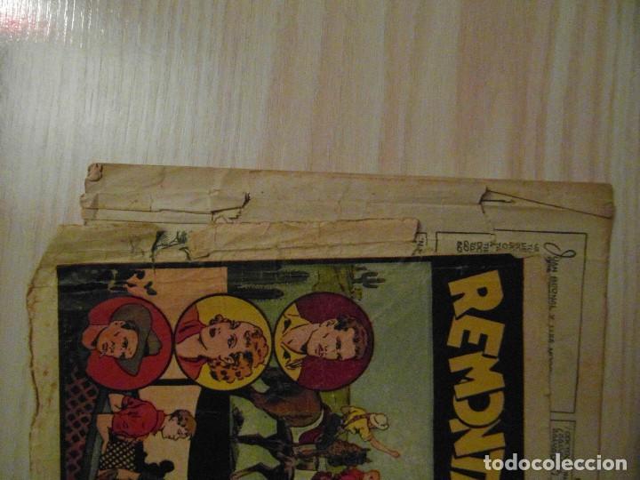 Tebeos: Remontando el amazonas. nº 9 Juan y Luis. Hispano Americana. 1942. Giove Toppi - Foto 3 - 108236083