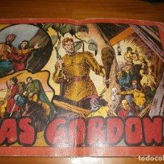 Comics - FLASH GORDON - ALBUM ROJO Nº 3 - HISPANO AMERICANA DE EDICIONES, 1944. - 108239451