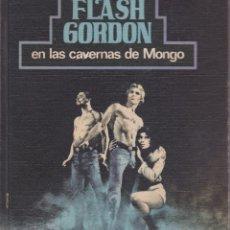 Tebeos: FLASH GORDON: LIBRO EN LAS CAVERNAS DE MONGO.. Lote 108310567